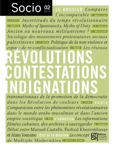 Socio 02 : Révolutions, indignations, contestations
